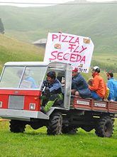 Pizza Fly Seceda