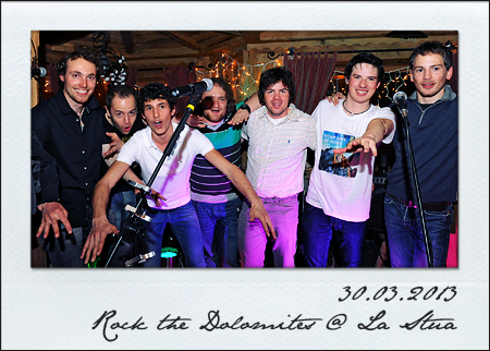 Rock the Dolomites @ La Stua - Selva